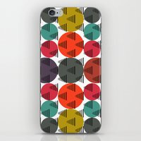 Pattern19 iPhone & iPod Skin