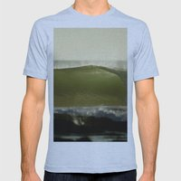 Verde Tubo Mens Fitted Tee Athletic Blue SMALL