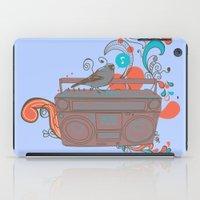 Retro Music iPad Case