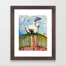 #220 Framed Art Print