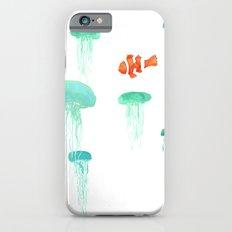 Sea of Jellies iPhone 6s Slim Case