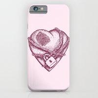My Locked Heart iPhone 6 Slim Case