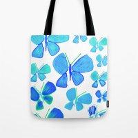 Butterflies, Butterfly P… Tote Bag