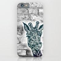 iPhone & iPod Case featuring JIRAFINA by IamDesigner
