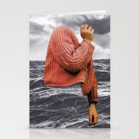 HIGH SEAS Stationery Card