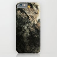 iPhone & iPod Case featuring Owl by Bella Blue Photography