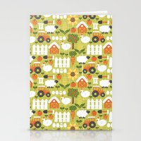 Let's Farm! Stationery Cards