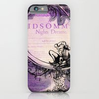 Midsummer Night's Dream iPhone 6 Slim Case