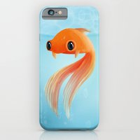 Little Fish Coy Koi iPhone 6 Slim Case