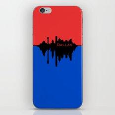 Dallas City Skyline iPhone & iPod Skin