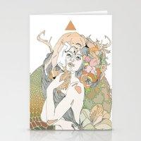 Pistil Stationery Cards