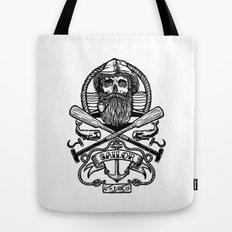 SAILOR SKULL Tote Bag