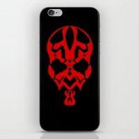 Hand of Rage (Darth Maul) iPhone & iPod Skin