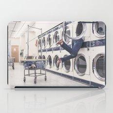 laundry iPad Case
