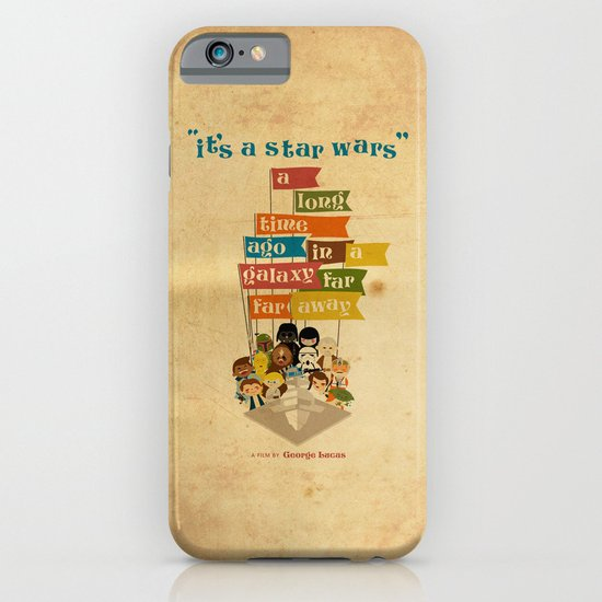 It's A Star Wars iPhone & iPod Case
