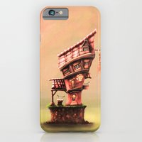 iPhone & iPod Case featuring Quiet nap by Soon