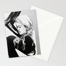 Lily II Stationery Cards