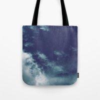 Dreamy Clouds I Tote Bag