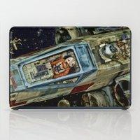 Movie Scene iPad Case