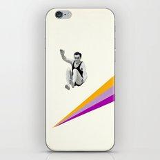 I Can Jump Higher iPhone & iPod Skin