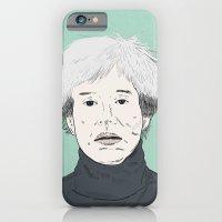 Andy Warhol iPhone 6 Slim Case