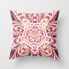 Dynamic Immersion Throw Pillow