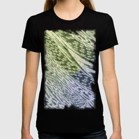 Animal Climb Womens Fitted Tee Black SMALL