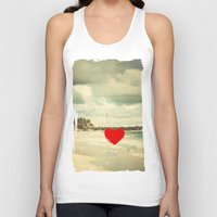 I ♥ You Unisex Tank Top
