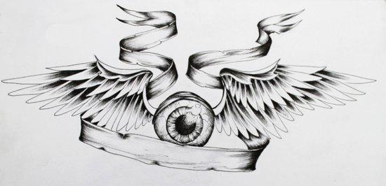 Eye Fly Art Print
