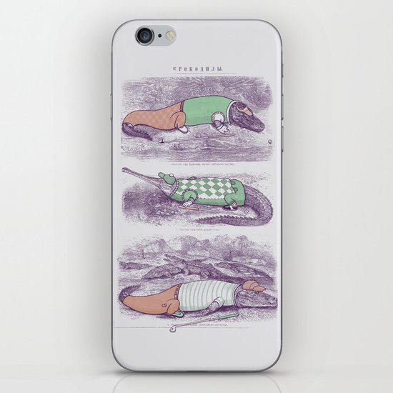 Golf Buddies iPhone & iPod Skin