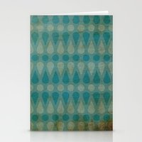 Pattern Ten Stationery Cards