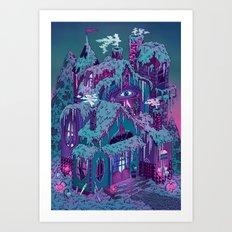 December House Art Print