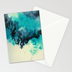 Painted Clouds V Stationery Cards