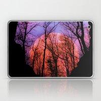 Moonrise Canyon Laptop & iPad Skin