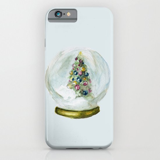 Snow Globe  iPhone & iPod Case