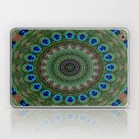 Peacock Abstract Laptop & iPad Skin
