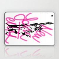 New York City Pink Neon Laptop & iPad Skin