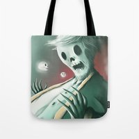 The Haunted Thoughts Tote Bag