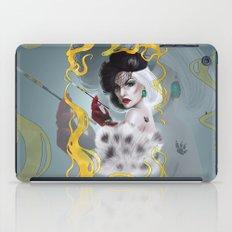 Cruella de Vil iPad Case