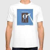 No246 My THE SHAWSHANK R… Mens Fitted Tee White SMALL