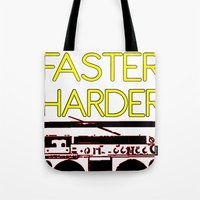 LOUDER Tote Bag