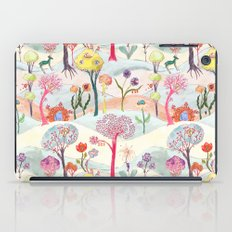 Garden Party - Print iPad Case