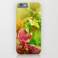 iPhone & iPod Case featuring A Kiss Before Sunset by Rebecca A Sherman