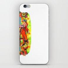 Hideaway Love iPhone & iPod Skin