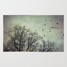 Time of Crows Rug