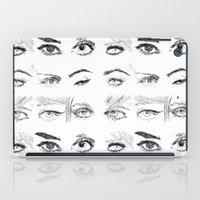 Many Eyes iPad Case