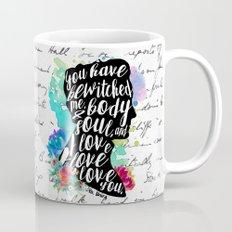 Mr.Darcy - I Love You Mug
