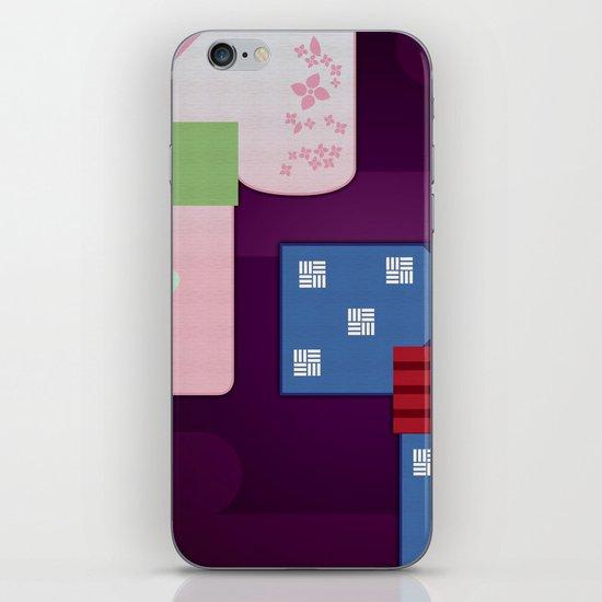 祭り iPhone & iPod Skin