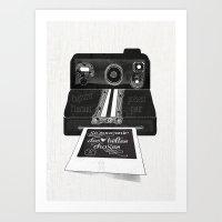 Se Souvenir Des Belles C… Art Print