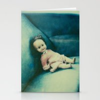 The Doll Stationery Cards